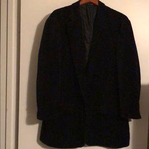 Black Velvet Sports coat